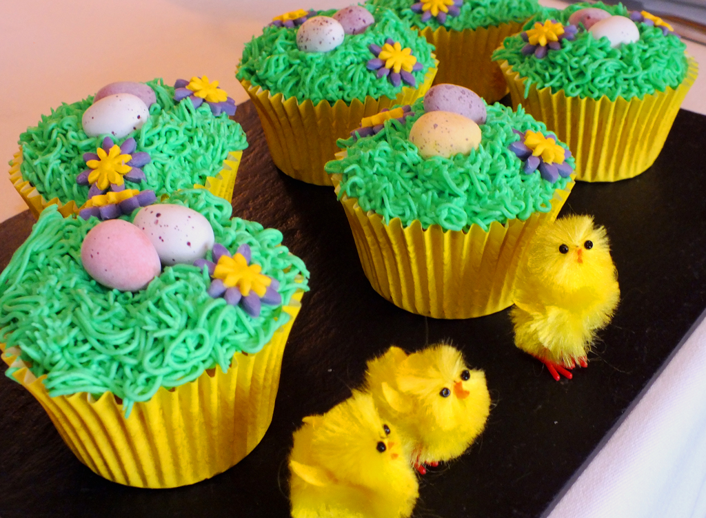 Special Easter Cupcakes